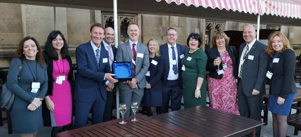 ICW Collaborative Working Awards 2018
