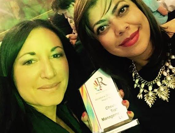 Chevron wins the award for Workforce Diversity