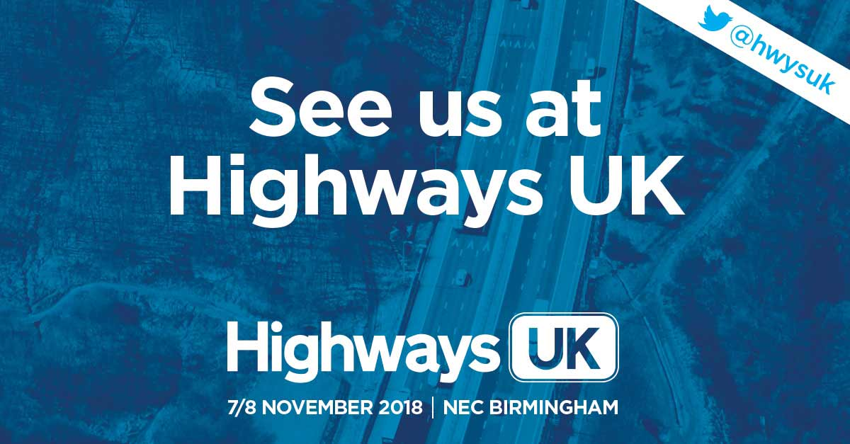 Chevron is exhibiting at Highways UK Event