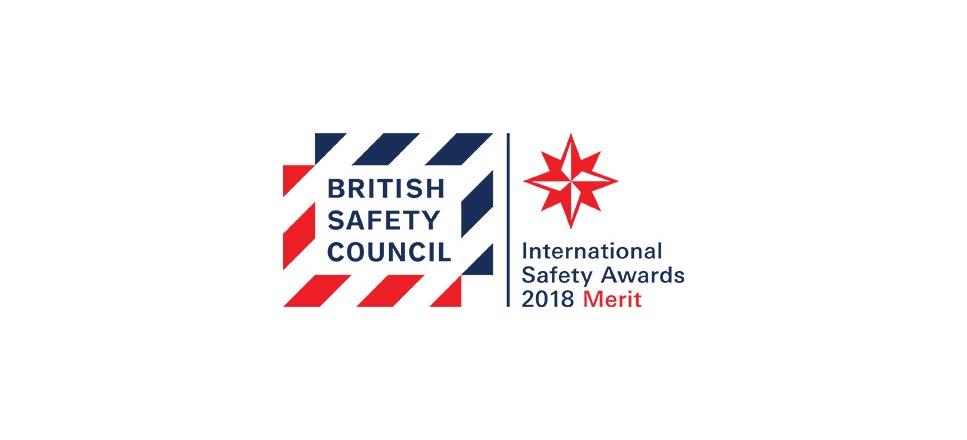 Chevron win international safety award