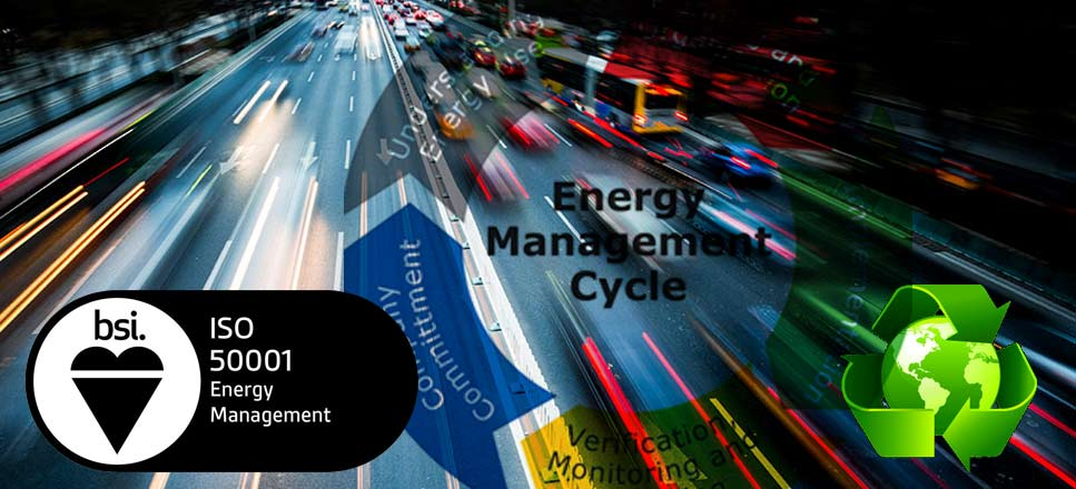 Chevron certified to ISO 50001:2018 – Energy Management System