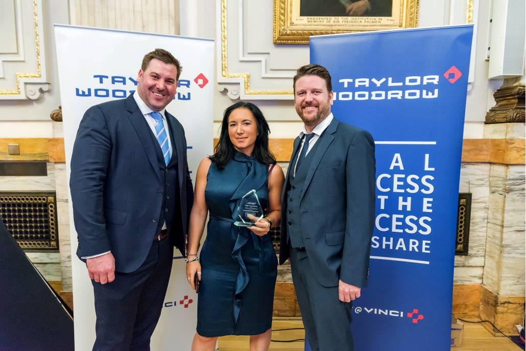 Taylor Woodrow Awards