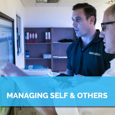 Managing Self & Others