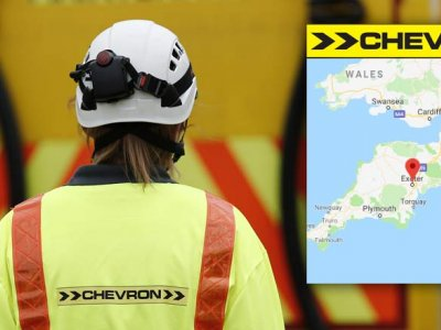 Chevron opens new depot in the South West