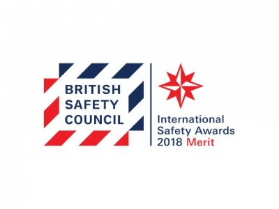 Chevron and the Area 9 TM Team have been presented with International Safety Award