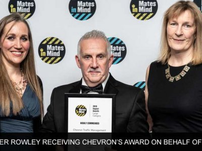 Chevron Highly Commended for Mates in Mind